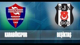 Gambar cover Karabükspor-Beşiktaş Maçı Fifa 17 skor tahmini