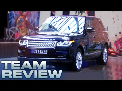 All New Range Rover Team Review Fifth Gear