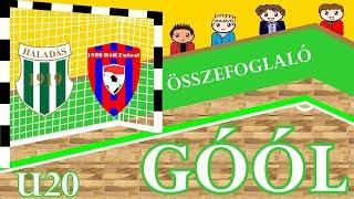 GÓÓL: Haladás-FTC Futsal U20 2017-2018 (23.forduló)
