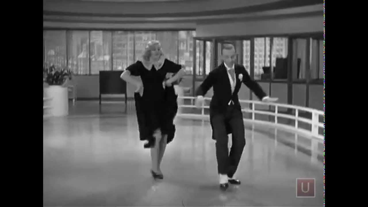 Fred Astaire Ginger Rogers Pick Yourself Up High Quality Youtube