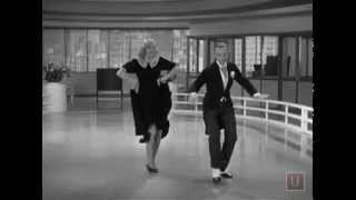 Fred Astaire & Ginger Rogers - Pick Yourself Up [High Quality]