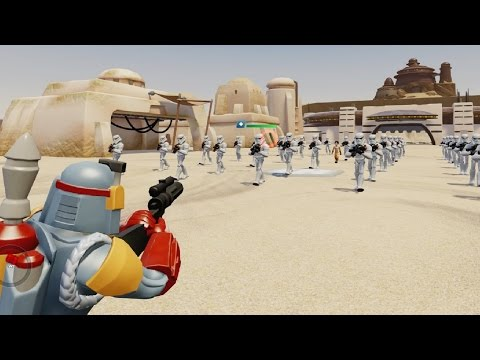 Disney Infinity 3.0 - How To Stop An Execution