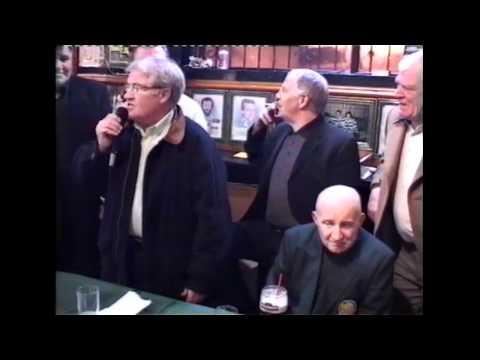 Jimmy Johnstone . Bairds Bar Tribute Night For Jimmy Johnstone. part1