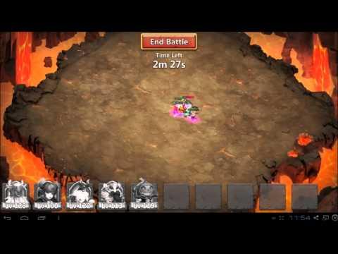 Castle Clash Boss Solo - Full Tutorial