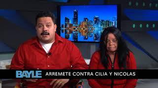 Bayle entrevista a Nicolás y Cilia #Notiocioso 05/14/18 SEG 3