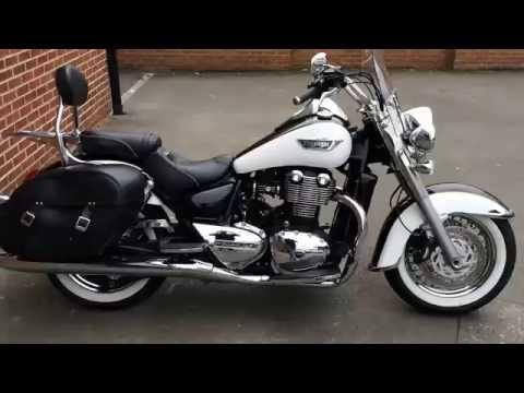 For Sale Triumph THUNDERBIRD LT www.ridersmdotorcycles stk# 22777