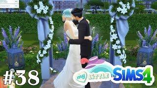 Готическая свадьба - My Little Sims (Город) - #38