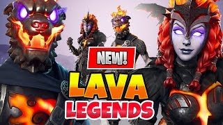 LAVA LEGENDS PACK EN CAMO/FORTNITE LIVE STREAM| USE Code sV_skyvinny| CONSOLE PS4 PLAYER-skyvinny
