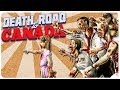 Death Road to Canada - Zombie Road Trip!   Death Road to Canada Gameplay (Switch PS4 XBOX)