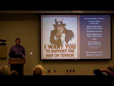 Christopher Bollyn - 9/11 and our Political Crisis - Watertown MA