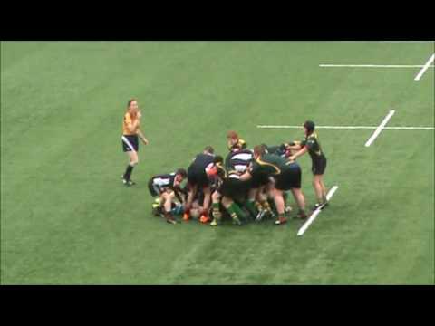 Boyne rugby club u13 leinster plate final 2016