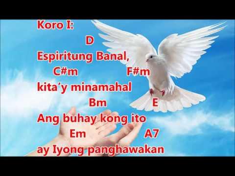 ESPIRITUNG BANAL  KITA'Y MINAMAHAL- Bro. Von Ryan Serradilla