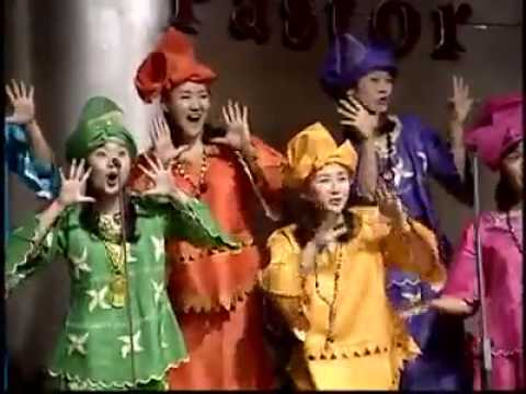 Chinese sing ewe song