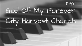 God Of My Forever Cover (City Harvest Church) - Instrumental (Piano + Flute) - EGY