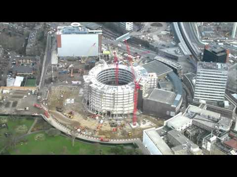 BBC Television Centre - February 25th 2016