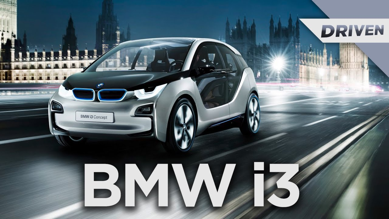 The BMW i3 is Here - Techno Buffalo's Driven