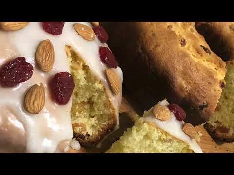 Рецепт самого вкусного кулича на Пасху | Глазурь для кулича | Vinogradinkaиз YouTube · Длительность: 3 мин