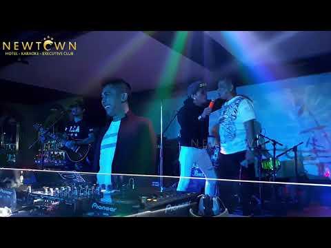 RADJA - GAK ADA WAKTU - LIVE @NEWTOWN EXECUTIVE CLUB JAKARTA