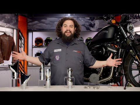 Thumbnail for Vance & Hines Exhaust Accessories Review