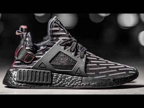 4d09fc706013 Adidas Triple Black Nmd XR1 pk R2 pattern ft blk boost(raffle for a 1)Size  12(1 entry)