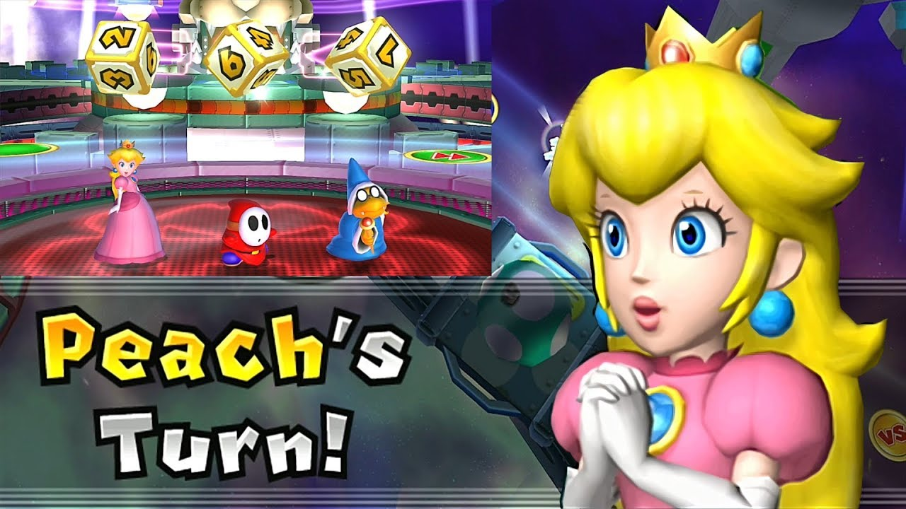 Mario Party 9 Solo Mode Peach Bowser Station Part 6 289 Youtube