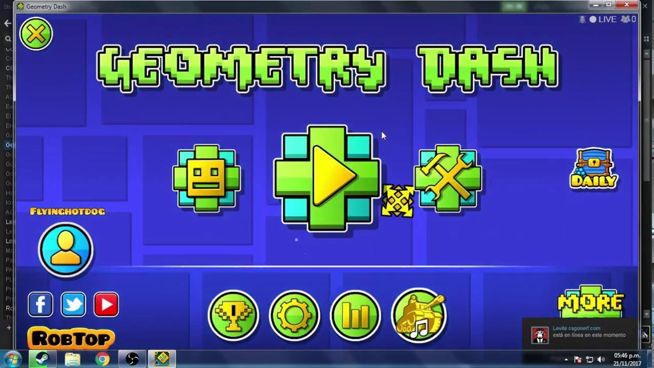 download geometry dash 2.11 noclip pc