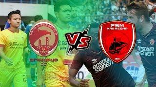 Liga 1 Indonesia: Sriwijaya FC Vs PSM Makassar Pukul 15.30 WIB