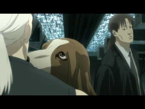 Ghost In The Shell 2 - Dog Licks