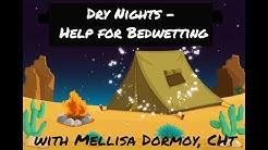 Dry Nights Kids Hypnosis - Help for Bedwetting - Enuresis