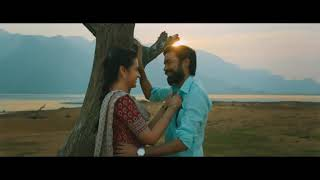 Kodi | Sirukki Vaasam Song | 720p HD | Santhosh Narayan | Dhanush | WhatsApp Status Part 1