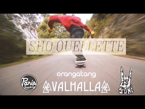 Sho Ouellette Kidnapped to Colombia // Valhalla Skateboards