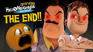 THE END!!! | Hello Neighbor - Hide and Seek #11