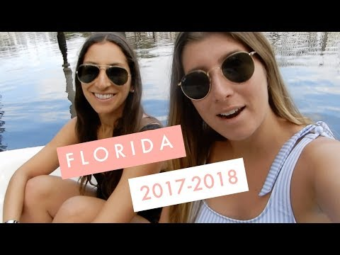 SURPRISING FRIENDS IN FLORIDA! | TRAVEL VLOG