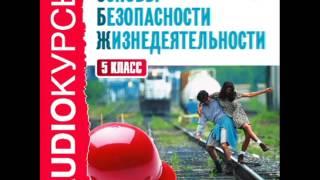2000239 05 Аудиокнига. Учебник 5 класс. ОБЖ. Безопасность на дороге и в транспорте