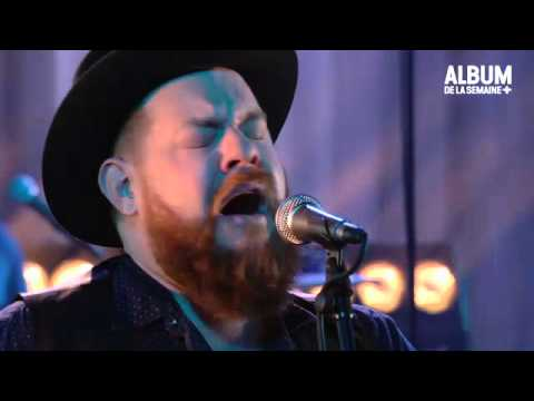 Nathaniel Rateliff • Trying so hard not to know • Canal+ 2016 03 15