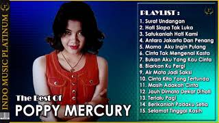 Poppy Mercury 15  Full Album   Balada Cinta  Top Hits Nostalgia Kenangan