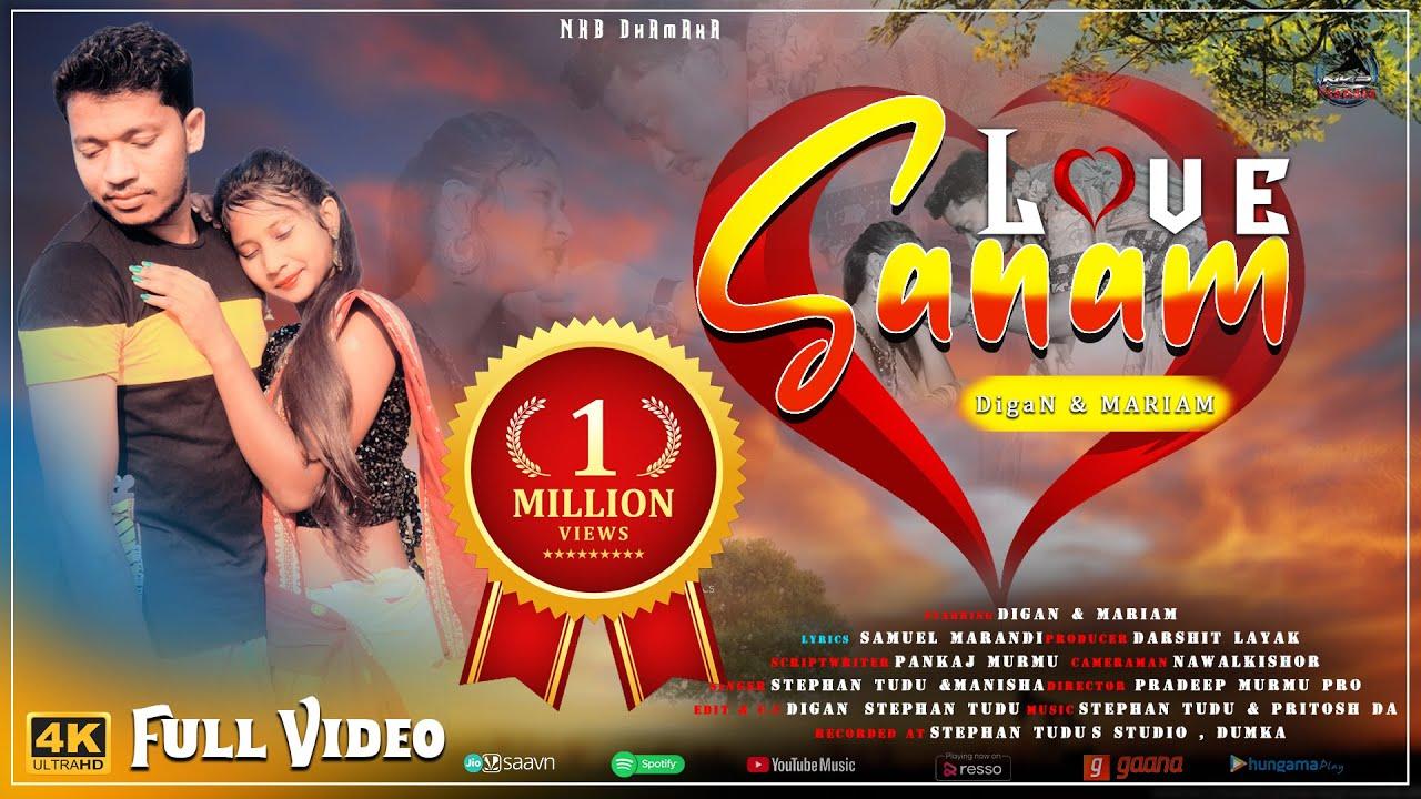 Download LOVE SANAM NEW SANTHALI FULL VIDEO 2021|| STEPHAN & MANISHA || DigaN & MARIAM