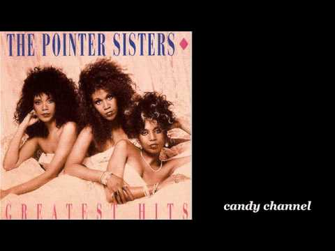 The Pointer Sisters - Greatest Hits   (Full Album)