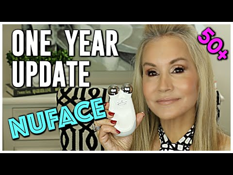 💝-one-year-update-2019-|-see-my-nuface-results-|-nuface-demo-💝