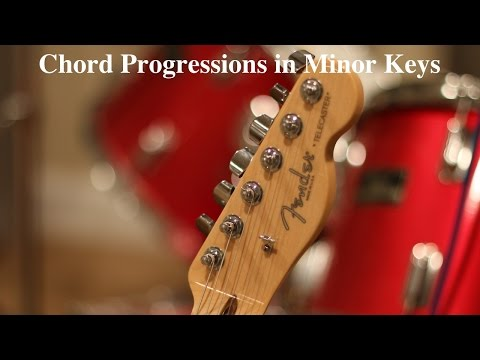 Chord Progressions for Songwriters - Minor Keys (Part 4)