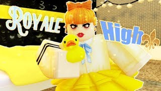 UGLY DUCKY! Roblox Royale High 👑