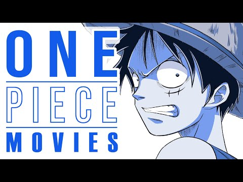 100% BLIND Review: Every ONE PIECE Movie (Part 1): One Piece: The Movie - The Adventures of Dead End