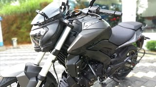 2020 BAJAJ DOMINAR 400 BS6 | Vine Black | Walkaround Review - 2020 Bajaj Dominar 400 BS6
