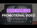 Best Type of Promo Video for Online Businesses - Direct Response vs Branding