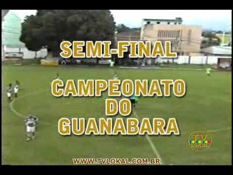 Semi-Final do Campeonato do Clube Guanabara - Tv Lokal - tvlokal.com.br - A Televisão do seu bairro