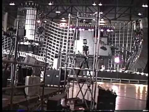 The Rolling Stones Voodoo Lounge Tour Staging Area 1994