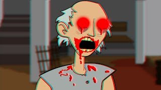 GRANNY HORROR ANIMATION COMPILATION #3