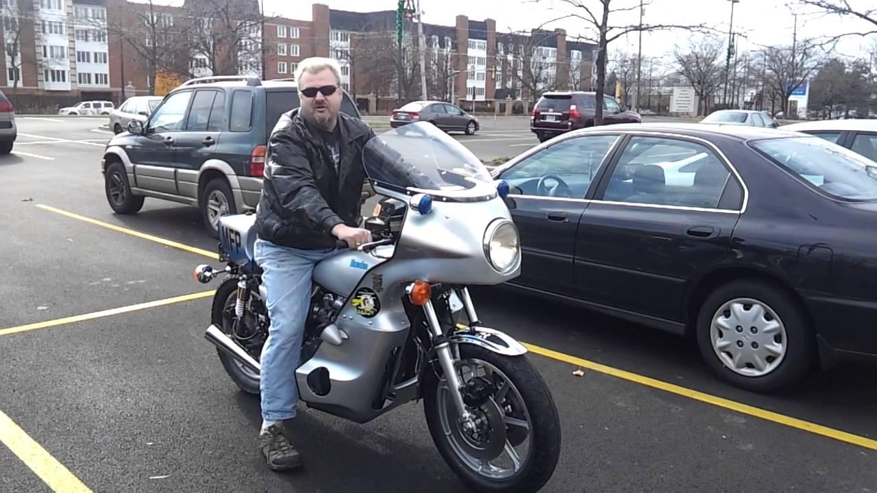 Mad Max Kawasaki