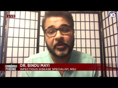 Dr. Bindu Mayi: COVID-19 Symptoms Include Gastrointestinal Symptoms