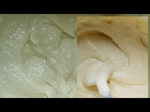 HOW TO MIX A SKIN WHITENING/LIGHTENING LOTION FOR ALL SKIN TYPES (METISE COLOR)
